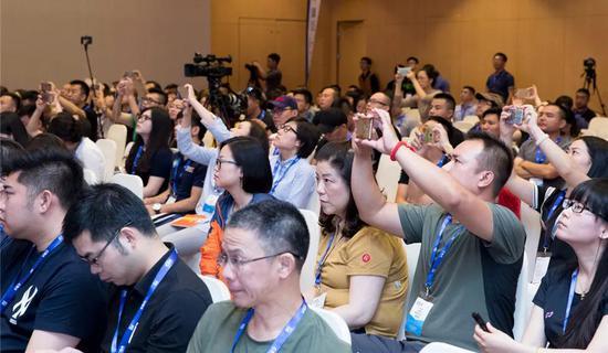 扫码报名 2019亚太体育产业峰会