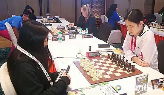 【推荐】国际象棋世青赛战罢三轮中国棋手迎来逆境考验