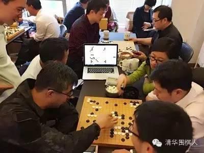 擂台赛将广大清华校友团结在一起,形成围棋社群