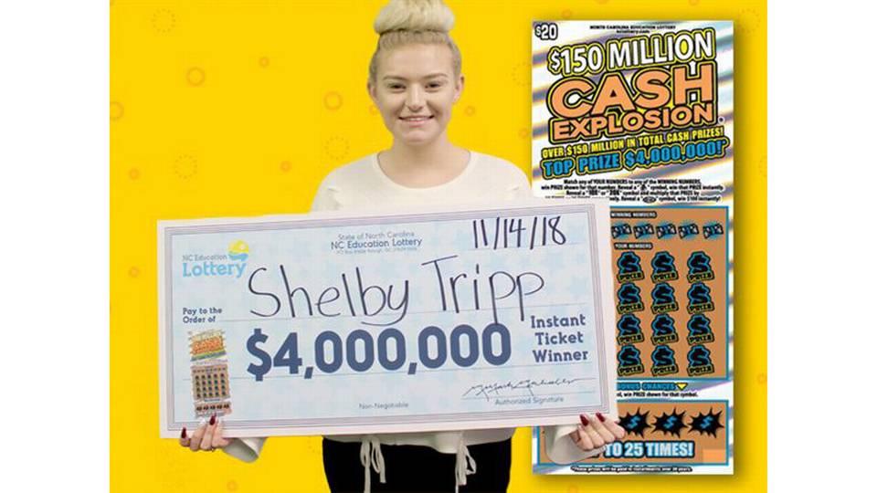 少女刮中2776万后尖叫不止:先帮老妈还房贷