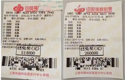 创业者守号多年揽福彩103万:执着的人更幸运-票