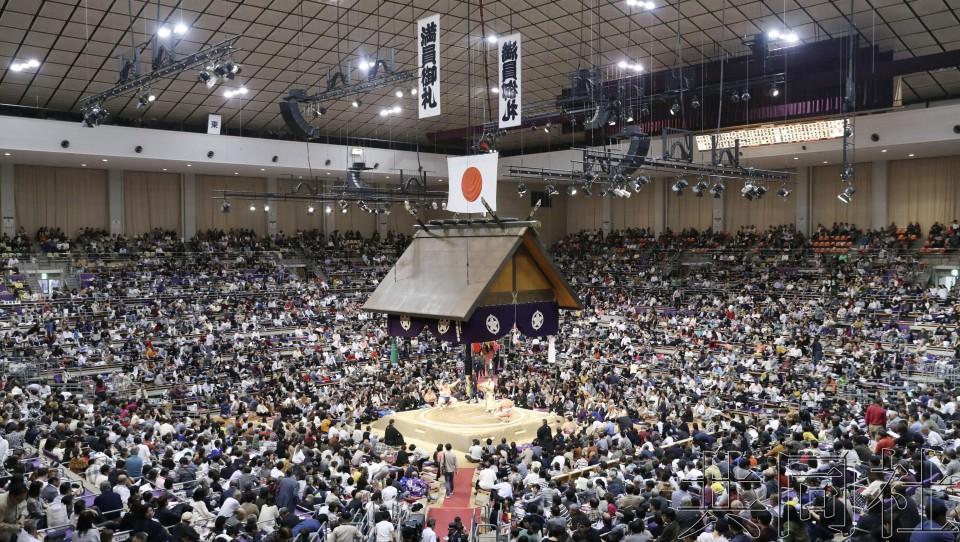 日本大相扑7月赛事将在东京举办 每天2500人入场