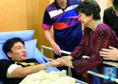 车祸之后桃田贤斗怎样了?他以李宗伟为人生目标