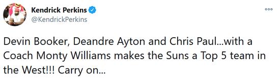 保罗下赛季能率太阳走多远?多方权威人士预测