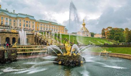 参不益看世界五大宫殿之一的凡尔赛宫