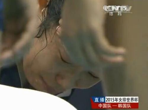 中国女排的血汗泪