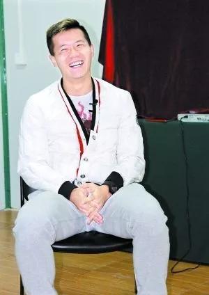 黄博文:把头发梳成大人模样……
