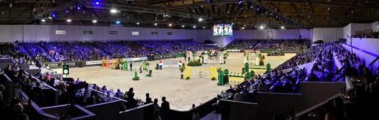 荷兰马术大师赛将于3月12日至15日在斯海尔托亨博斯举行