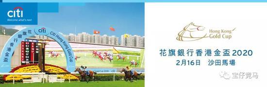 香港金杯和女皇银禧纪念杯比赛