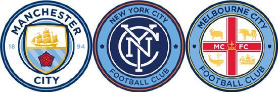 目前城市足球集团旗下的三家俱乐部