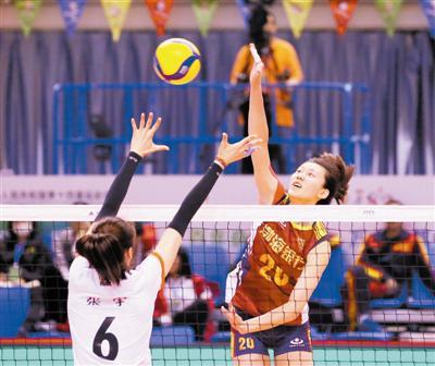 王艺竹全运预赛表现受肯定:进步一大块 提升有空间