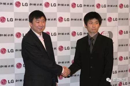 俞斌、张栩决战LG杯