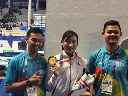 【博狗扑克】日本泳坛天才少女战胜白血病 已恢复训练剑指巴黎