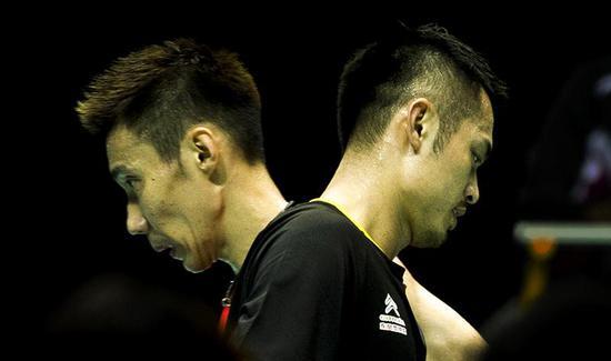 图说:李宗伟和林丹是一生之敌,又是一生之友,懂得惺惺相惜。