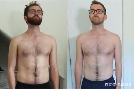 零食不离手大叔不想健身减肥,决定改吃素食,看他坚持30天效果