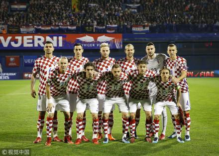 视频-世界杯巡礼之克罗地亚
