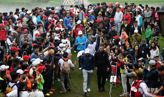 2015年世锦赛-汇丰冠军赛决赛轮,李昊桐与斯皮思同组,最终获得并列第7,创造了中国内地球员最佳战绩