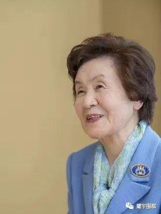 92岁的杉内寿子