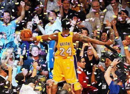 NBA收视率最高的10场季后赛 骑勇PK乔丹湖人