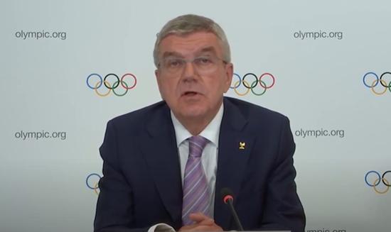 巴赫:东京奥运会将保持开幕式形式 但可能会调整