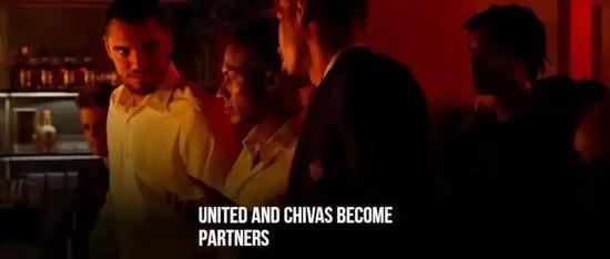 8月9日,曼联宣布和Chivas(芝华士)成为商业合作伙伴。