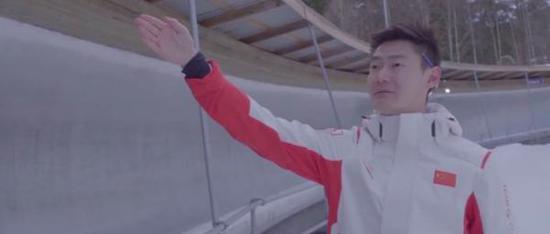 张培萌受伤一度失去意识:雪车训练就像敢死队就义。