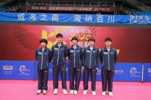 北京乒乓球队出征全国锦标赛 马龙领衔丁宁缺席