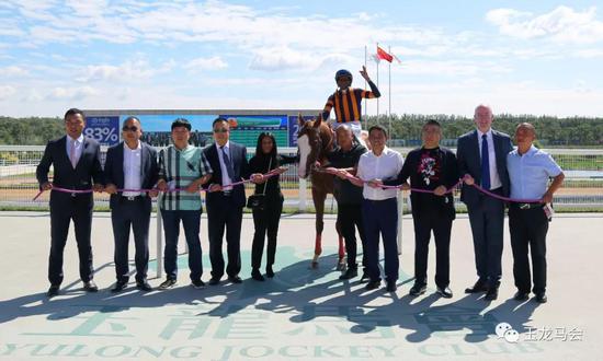 赛事战报|2019玉龙国际赛马公开赛第15赛事日