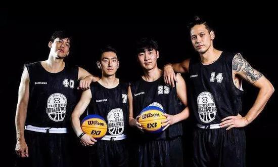 3X3成了东亚篮球名片太极虎能打出名堂吗?
