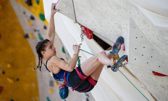 16岁攀岩天才少女坠崖身亡 本计划参加东京奥运会