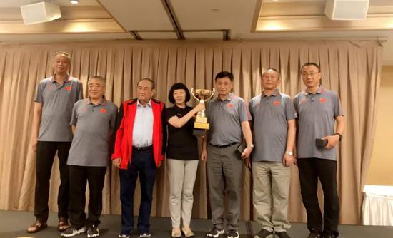 亚太锦标赛新加坡落幕 中国队手握三座奖杯