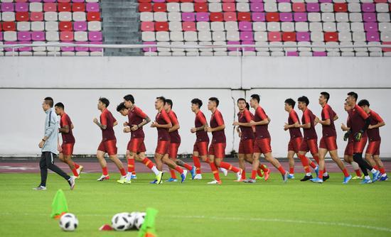 武磊:有很大信心冲击世界杯 艾克森能很好地帮助我