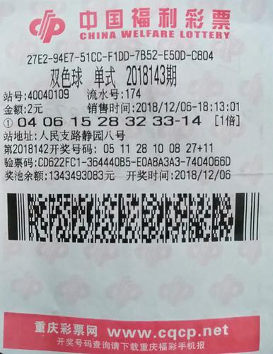 务工男2元机选擒双色球648万 奖金用于养老-票
