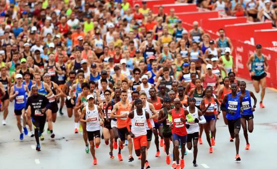 全球马拉松赛事停摆!精英选手上半年叫苦不迭