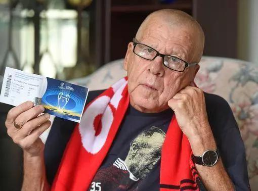 祝福老爷子,祝福克洛普,祝福利物浦。