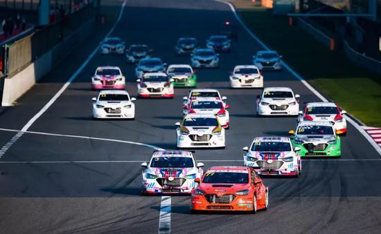 极致感受 上海嘉定国际赛车汇