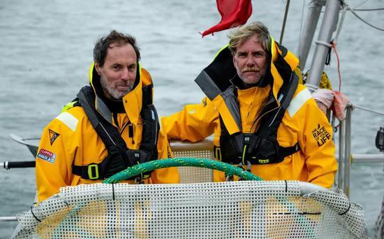 新賽季兩位來自南非的船長是好友