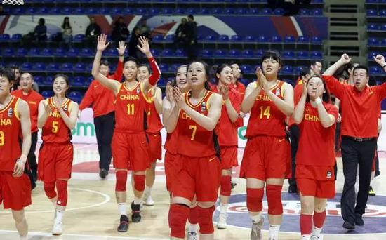 赢了世界第三!谁说中国篮球不行