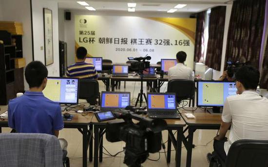 华学明:LG杯韩国有人数上优势 中国队压力不小