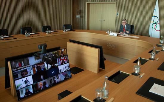 奥运防疫涵盖七大领域 巴赫将赴日展安全办赛决心