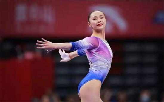 实现突破 体操老将芦玉菲渴望登上东京奥运舞台