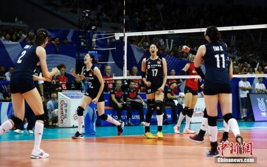 中国女排0-3不敌日本 练兵效果不如人意?别慌!