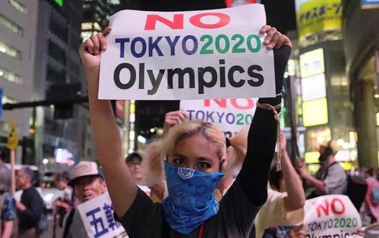 日本首相的最新表态 让东京奥运会的前途迷雾重重
