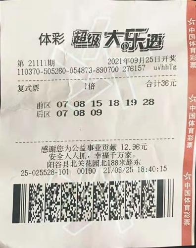 合买团36元中大乐透725万 经常一起聚餐讨论奖号
