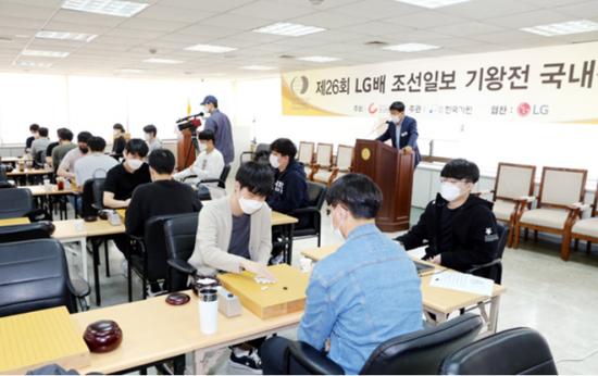 LG杯韩国选拔7人出线 石佛李昌镐无缘本赛