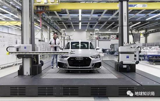 例如汽车工业
