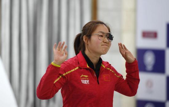 疫情无碍中国射击瞄准奥运 能否继续打响第一枪?