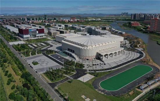 中国乒协训练基地落户威海 国乒于此备战世界杯
