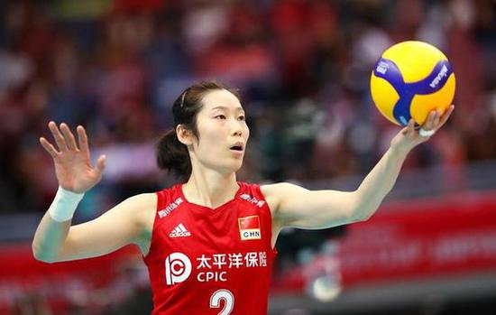 【博狗扑克】河南媒体:朱婷新赛季续约天津女排 征战排超联赛