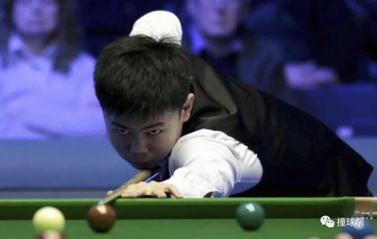 德国资格赛中国5人挺进正赛 希金斯宾汉姆均晋级